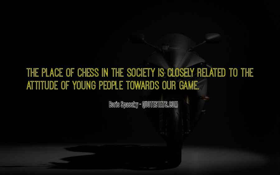 Boris Spassky Quotes #1794093