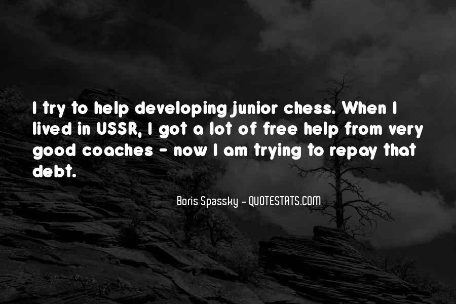 Boris Spassky Quotes #206652