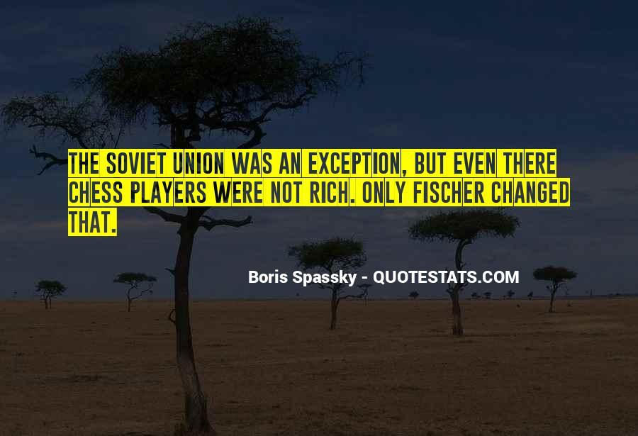Boris Spassky Quotes #929991