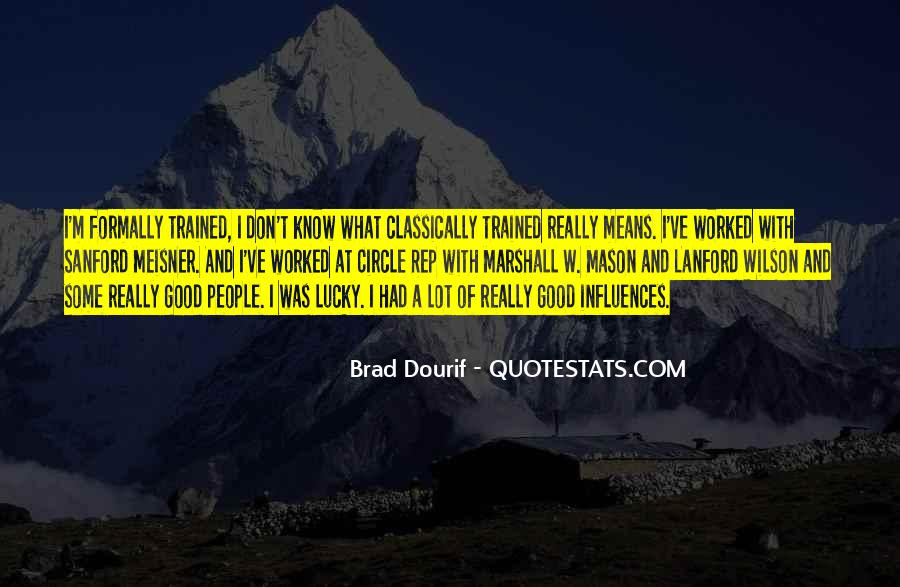 Brad Dourif Quotes #1521654