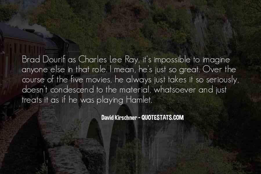Brad Dourif Quotes #587805