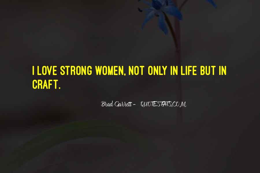 Brad Garrett Quotes #1227849