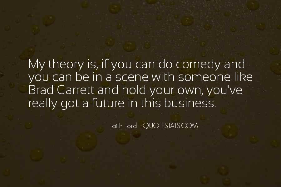 Brad Garrett Quotes #580662