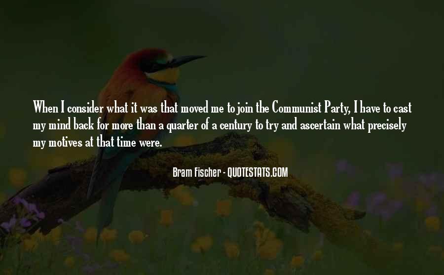 Bram Fischer Quotes #730384