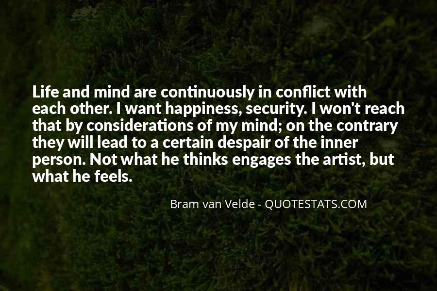 Bram Van Velde Quotes #1719141
