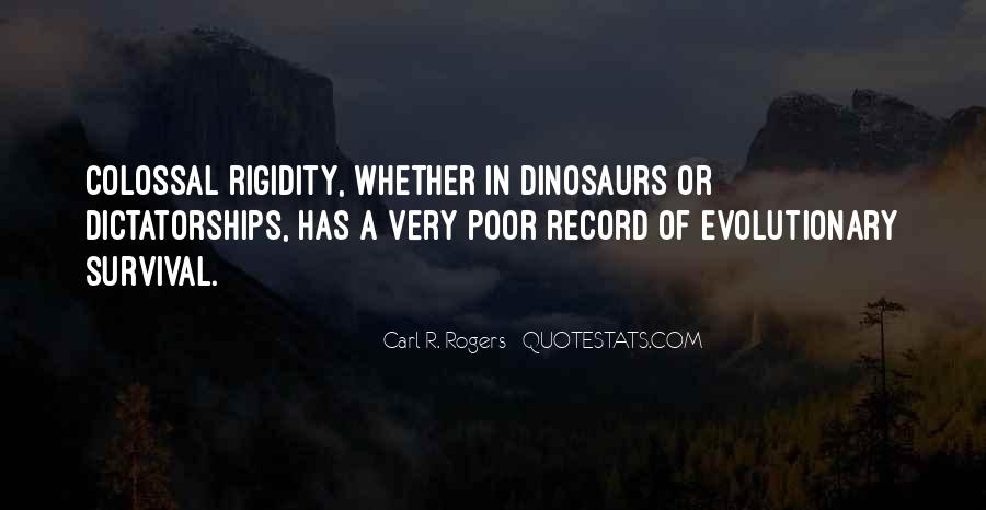 Quotes About Rigidity #1175707