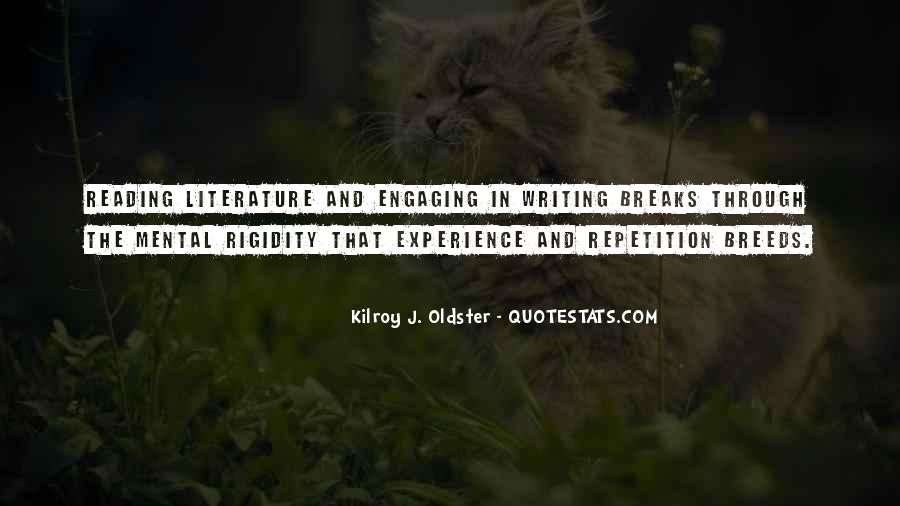 Quotes About Rigidity #1468121