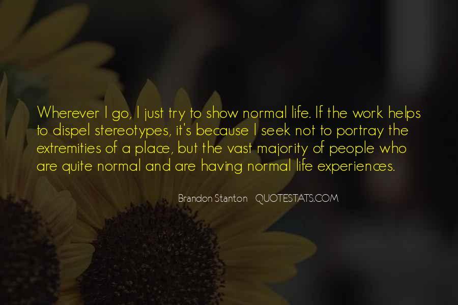 Brandon Stanton Quotes #1013732