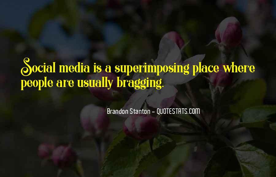 Brandon Stanton Quotes #1123406