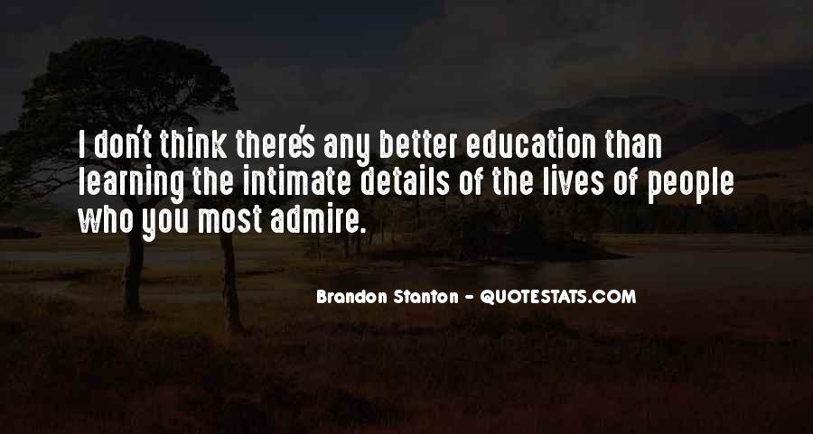 Brandon Stanton Quotes #1139069