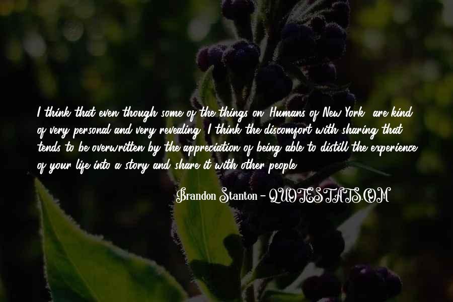 Brandon Stanton Quotes #1140443