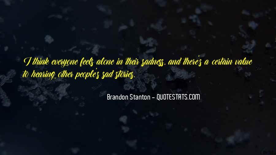 Brandon Stanton Quotes #1300708