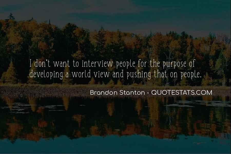 Brandon Stanton Quotes #1432473
