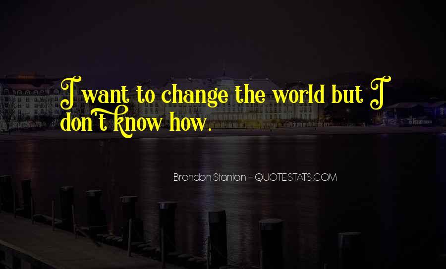 Brandon Stanton Quotes #1465726