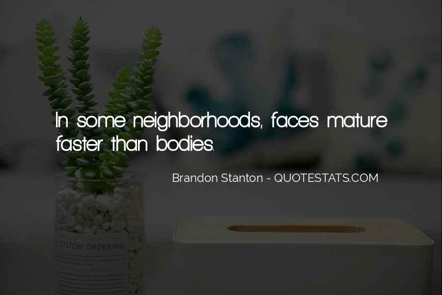 Brandon Stanton Quotes #1484533