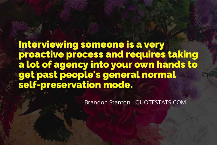 Brandon Stanton Quotes #1517234