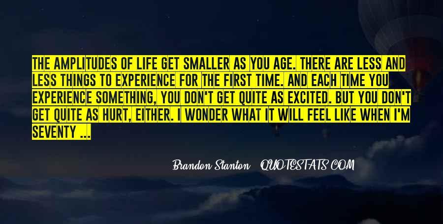 Brandon Stanton Quotes #1610960
