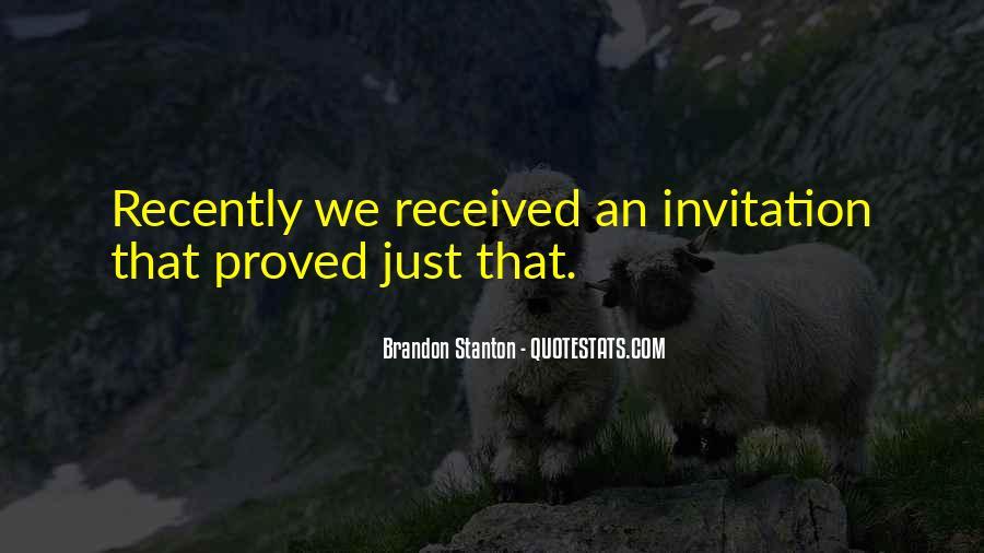 Brandon Stanton Quotes #1770436