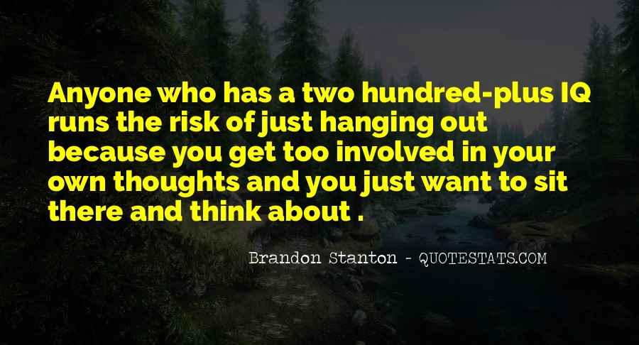 Brandon Stanton Quotes #1773438