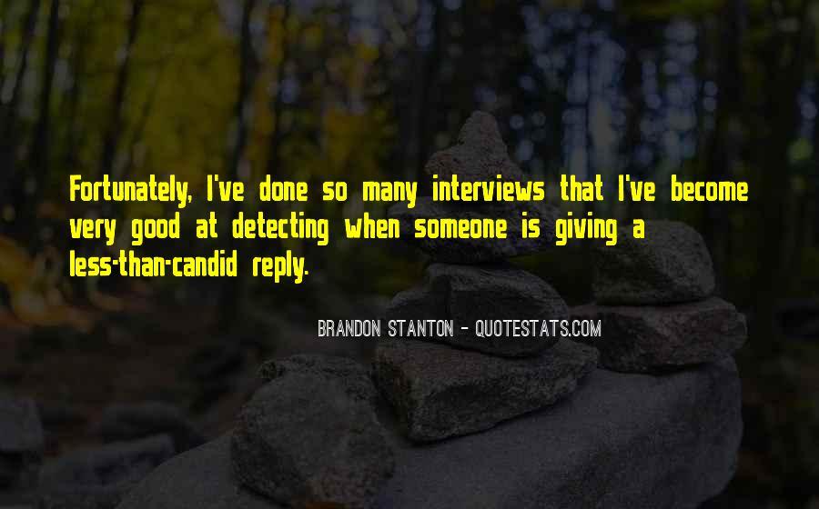 Brandon Stanton Quotes #1868484