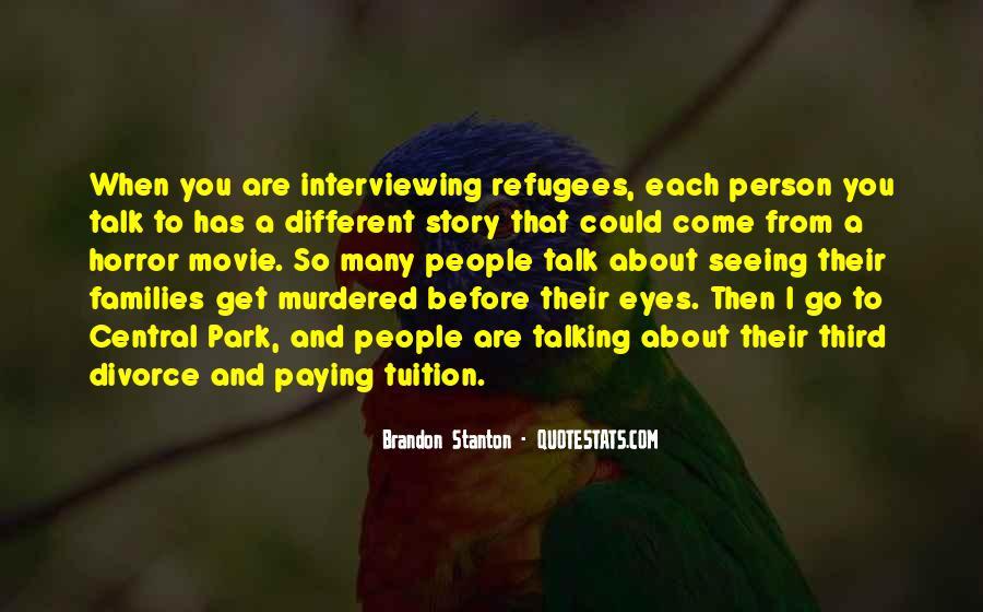 Brandon Stanton Quotes #241394