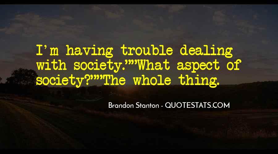 Brandon Stanton Quotes #272304