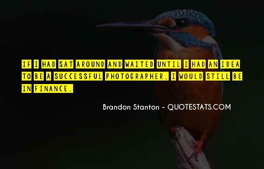 Brandon Stanton Quotes #38080