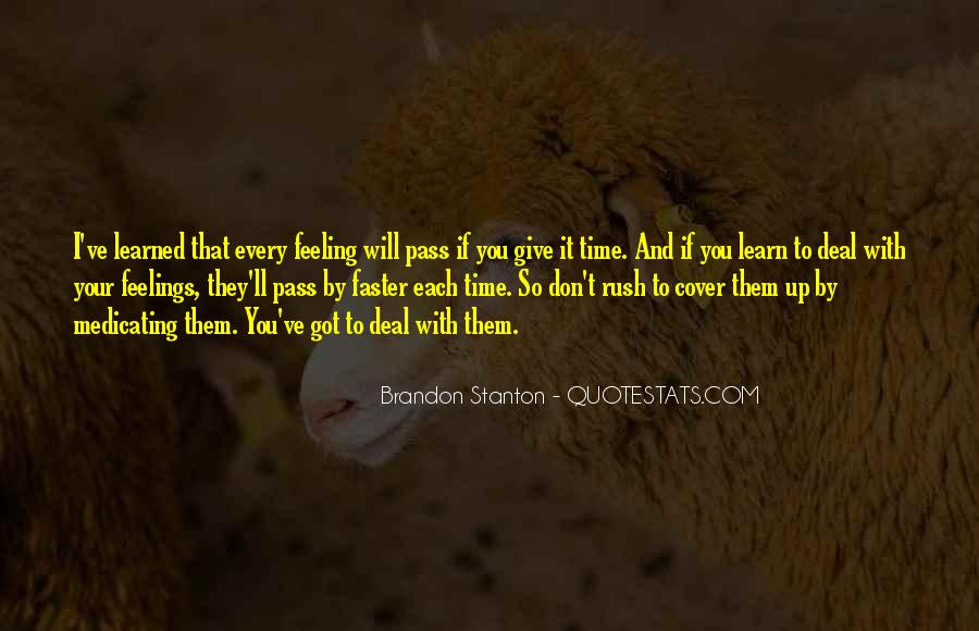 Brandon Stanton Quotes #427504