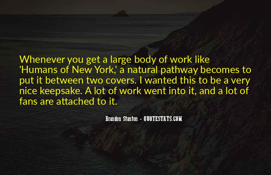Brandon Stanton Quotes #53898