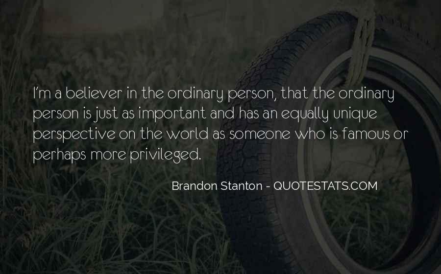 Brandon Stanton Quotes #589831