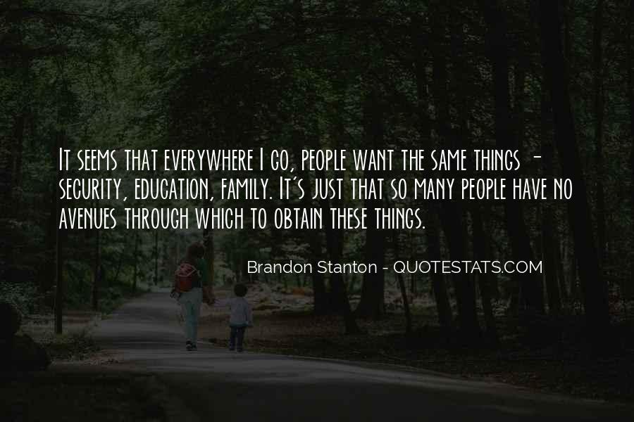 Brandon Stanton Quotes #61509