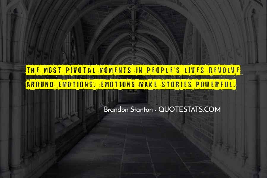 Brandon Stanton Quotes #651642