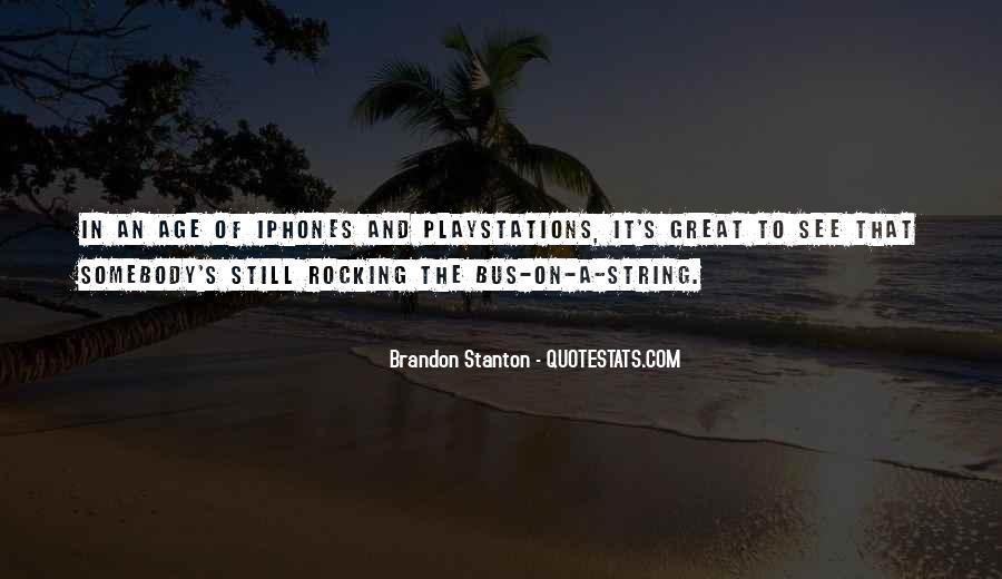 Brandon Stanton Quotes #693103