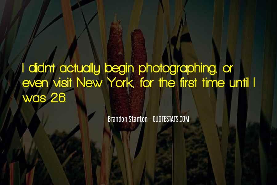 Brandon Stanton Quotes #742300