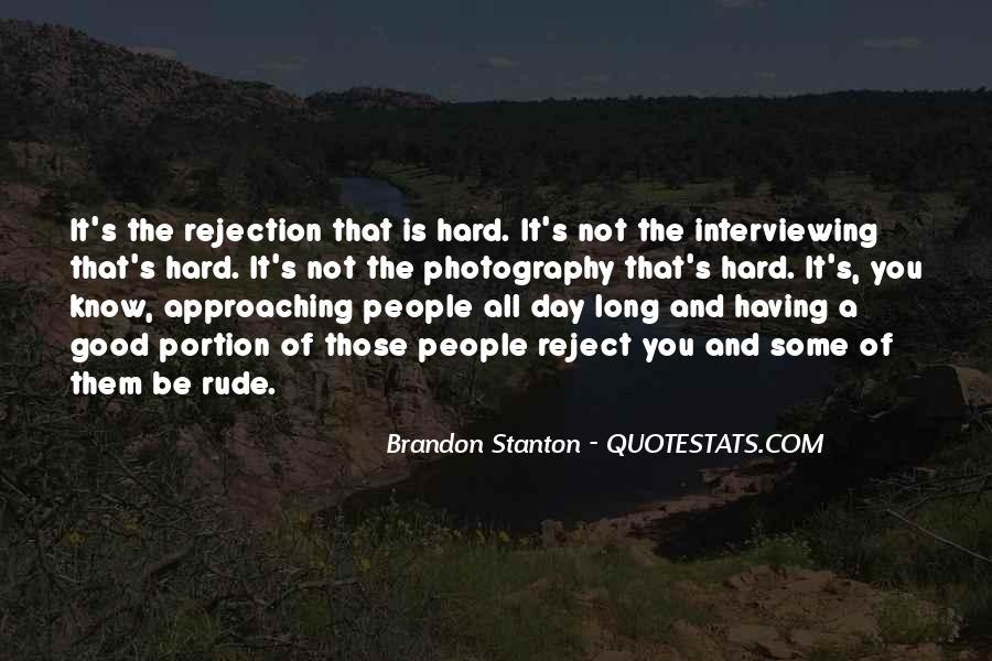 Brandon Stanton Quotes #945777