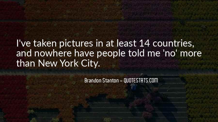 Brandon Stanton Quotes #963815