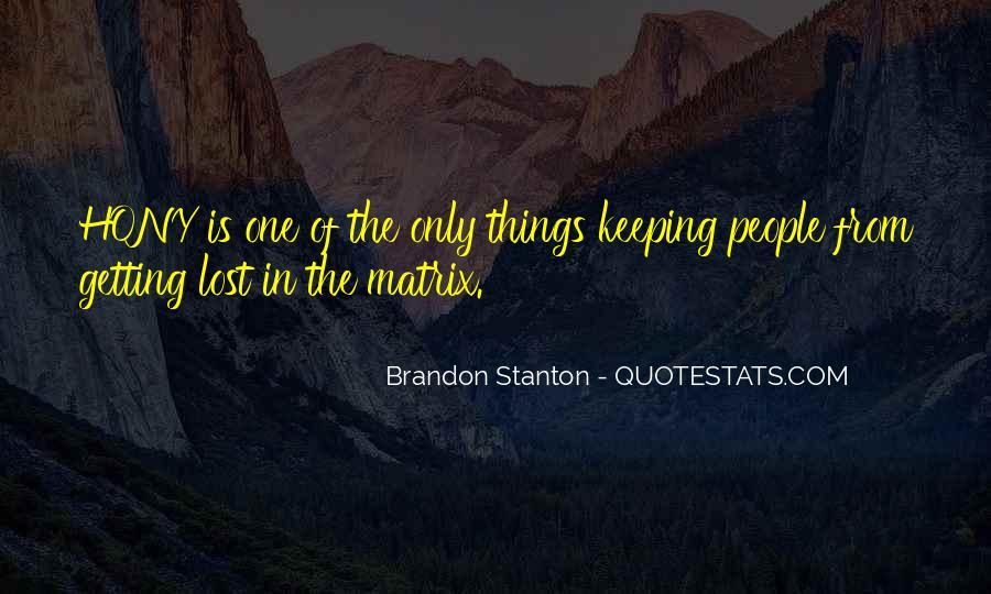 Brandon Stanton Quotes #968346