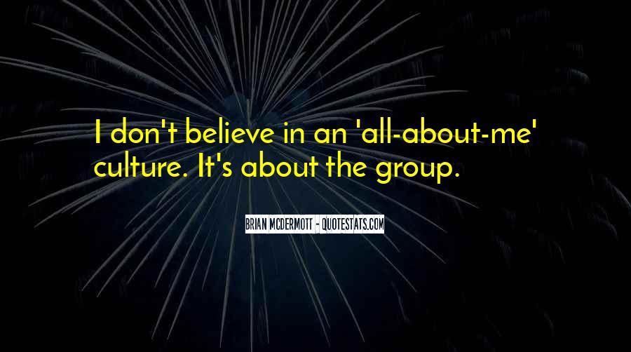 Brian Mcdermott Quotes #1714839