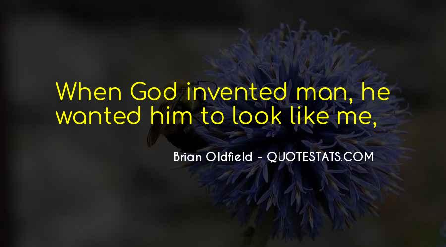 Brian Oldfield Quotes #1633562