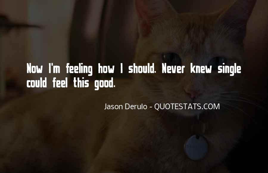 Quotes About Being Alone Happy #196581