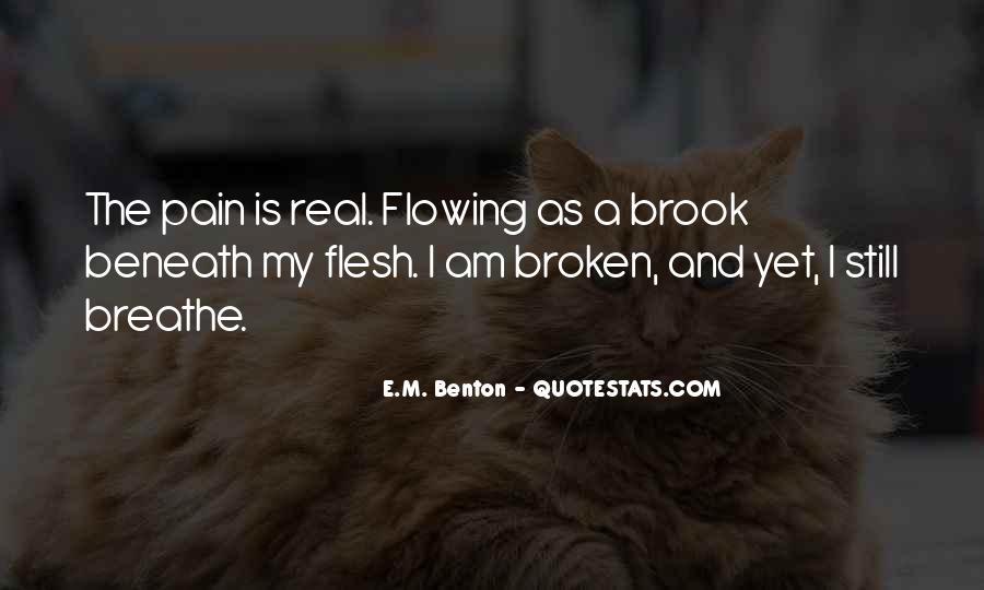 Brook Benton Quotes #1712255