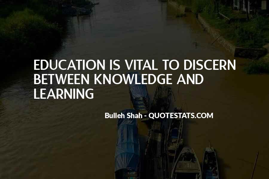 Bulleh Shah Quotes #1235703