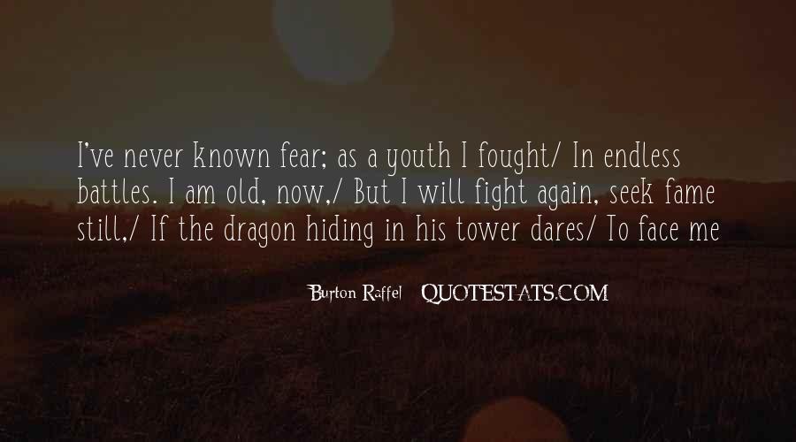 Burton Raffel Quotes #1037483