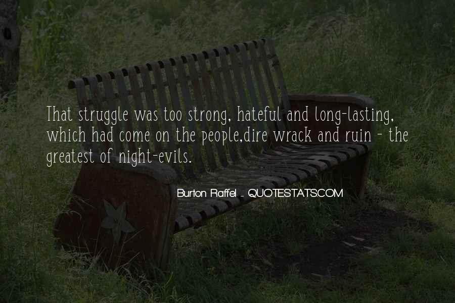Burton Raffel Quotes #343581