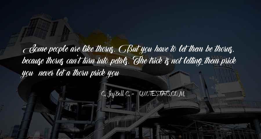 C Joybell C Quotes #119818