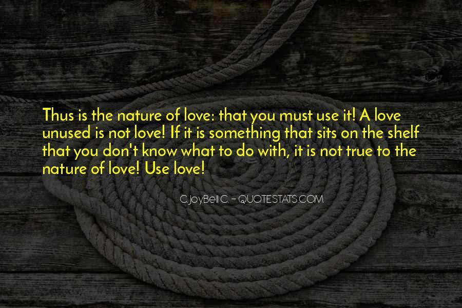 C Joybell C Quotes #183679