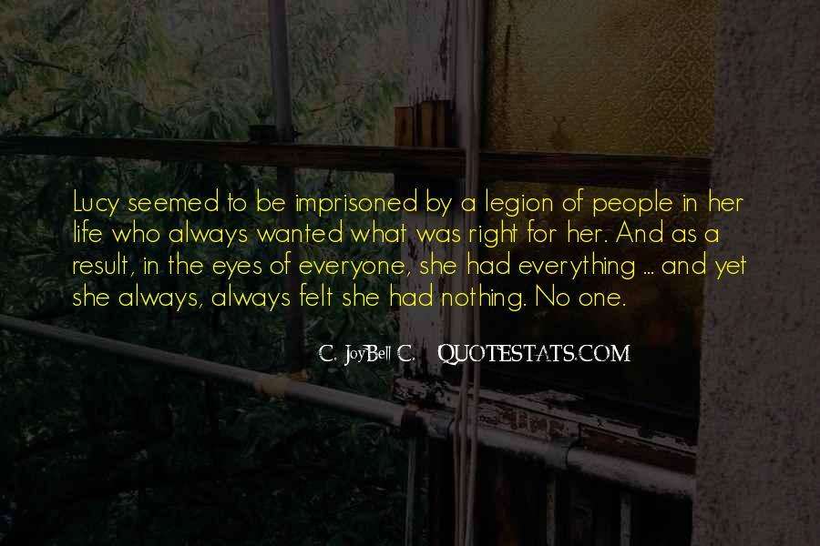 C Joybell C Quotes #194161