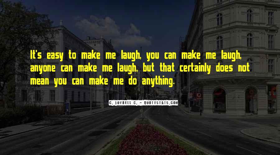 C Joybell C Quotes #449967
