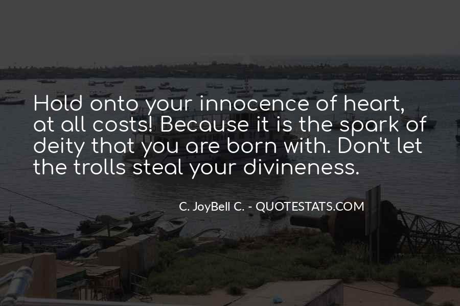 C Joybell C Quotes #467710