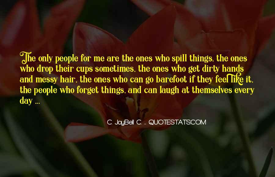 C Joybell C Quotes #503791